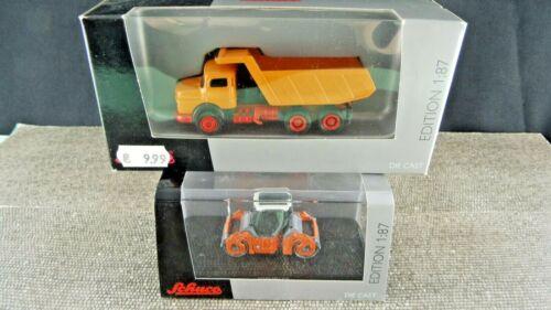 110 452563700 camiones de volteo MB baufahrzeug 1:87 Schuco 452589000 hamm HD