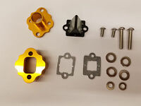 Motorized Bicycle Gold Valve Kit 40 Mm For Stock And Mikuni Carburetors