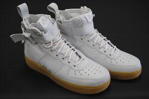 Nike W SF Air Force 1 MID Vast Grey/ Vast Grey