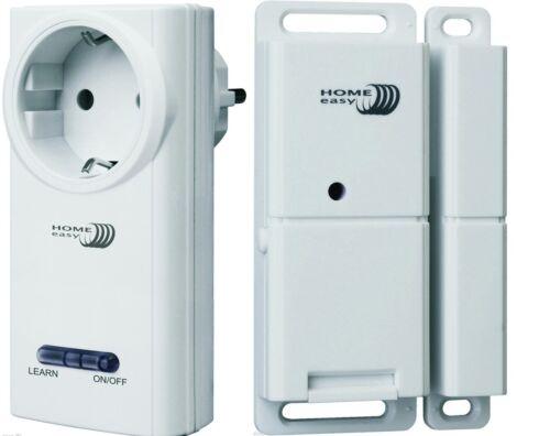 Funk Abluftsteuerung 2 Fensterschalter bis 3600 Watt Dunstabzug Ofen Kamin