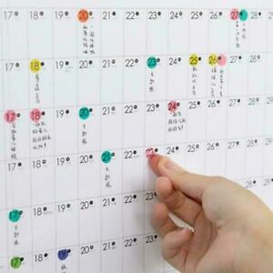 2020-Full-Year-Wall-Planner-Calendar-Home-Office-Work-18-5cm-JAN-DEC-26cm-B7Y4