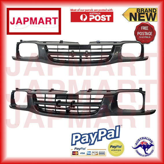 HOLDEN RODEO TF 01/1997 ~ 02/2003 GRILLE F90-IRG-DRLH