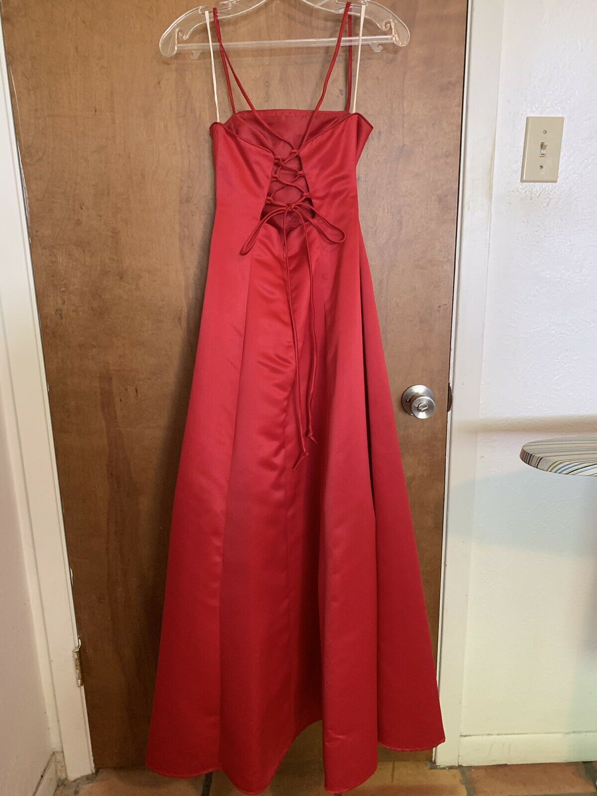 Red/white Prom Dress - image 5