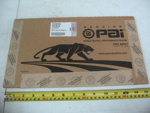 Oil Cooler Gasket Kit for Caterpillar 3126 C7 PAI# 331514 Ref# 325-9470 3259470