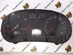 Tableau-de-bord-Audi-A3-8L0920900M-8L0-920-900-M-8LO920900M
