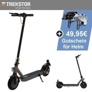 TREKSTOR-e-Scooter-EG-3178-ABE-Stassenzulassung-350W-XXL-Scheibenbremse-E-Scooter