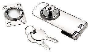 New Seachoice Lockable Stainless Steel Hasp Scp 37031
