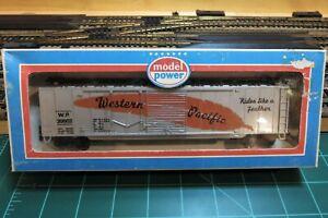 Model-Power-9031-HO-Scale-50-039-Combine-Door-Boxcar-034-WESTERN-PACIFIC-034