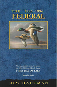 RW62-C2-15-00-1995-1996-Federal-Duck-Stamp-First-Day-Ceremony-Prog-w-12-auto