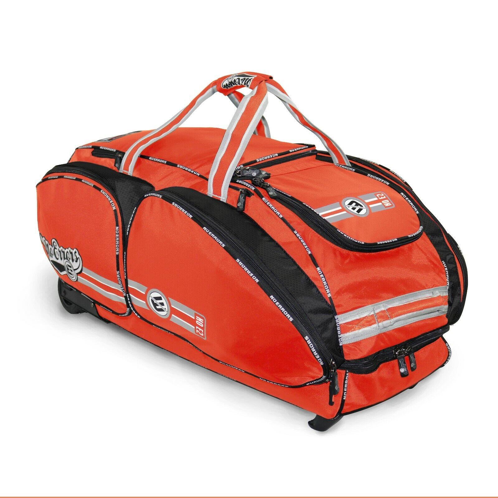 No Errors E2 Wheeled Catchers Bag