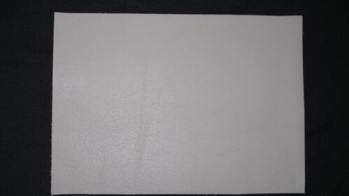 1 piece Ivory leather 86cm x 40cm genuine 100/% real leather 1mm