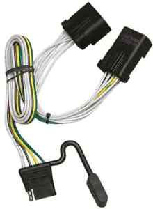 2004 2008 chrysler pacifica trailer hitch wiring kit harness plug rh ebay com 2006 chrysler pacifica trailer wiring harness 2018 chrysler pacifica trailer wiring
