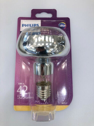 08718696714430 4er Set Philips Reflektor mit Drehsockel 5 W w 505lm E27 42 W