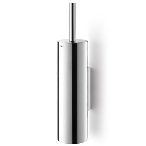Zack Toilettenbürste TUBO Edelstahl poliert 40068 WC-Bürste Wandmontage