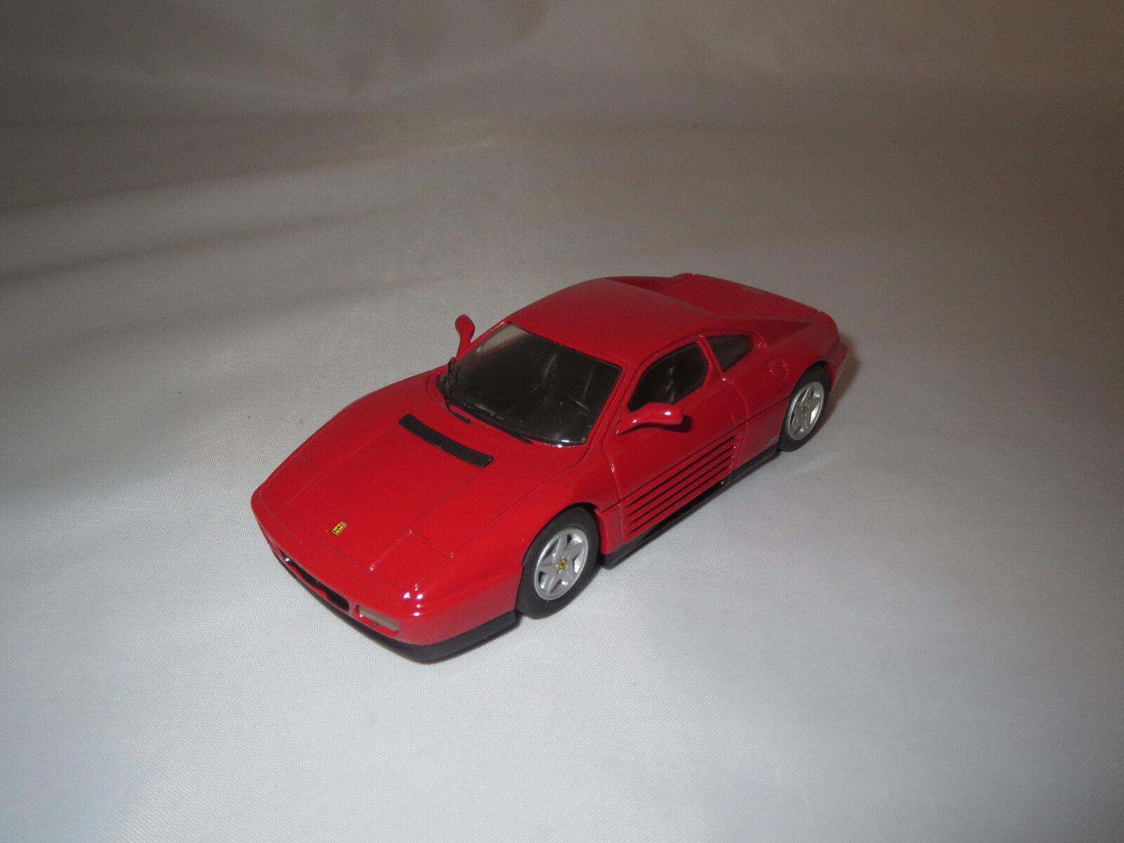 Century ferrari 348 GTB  1990  nº 19 (rosso) 1 43 embalaje original