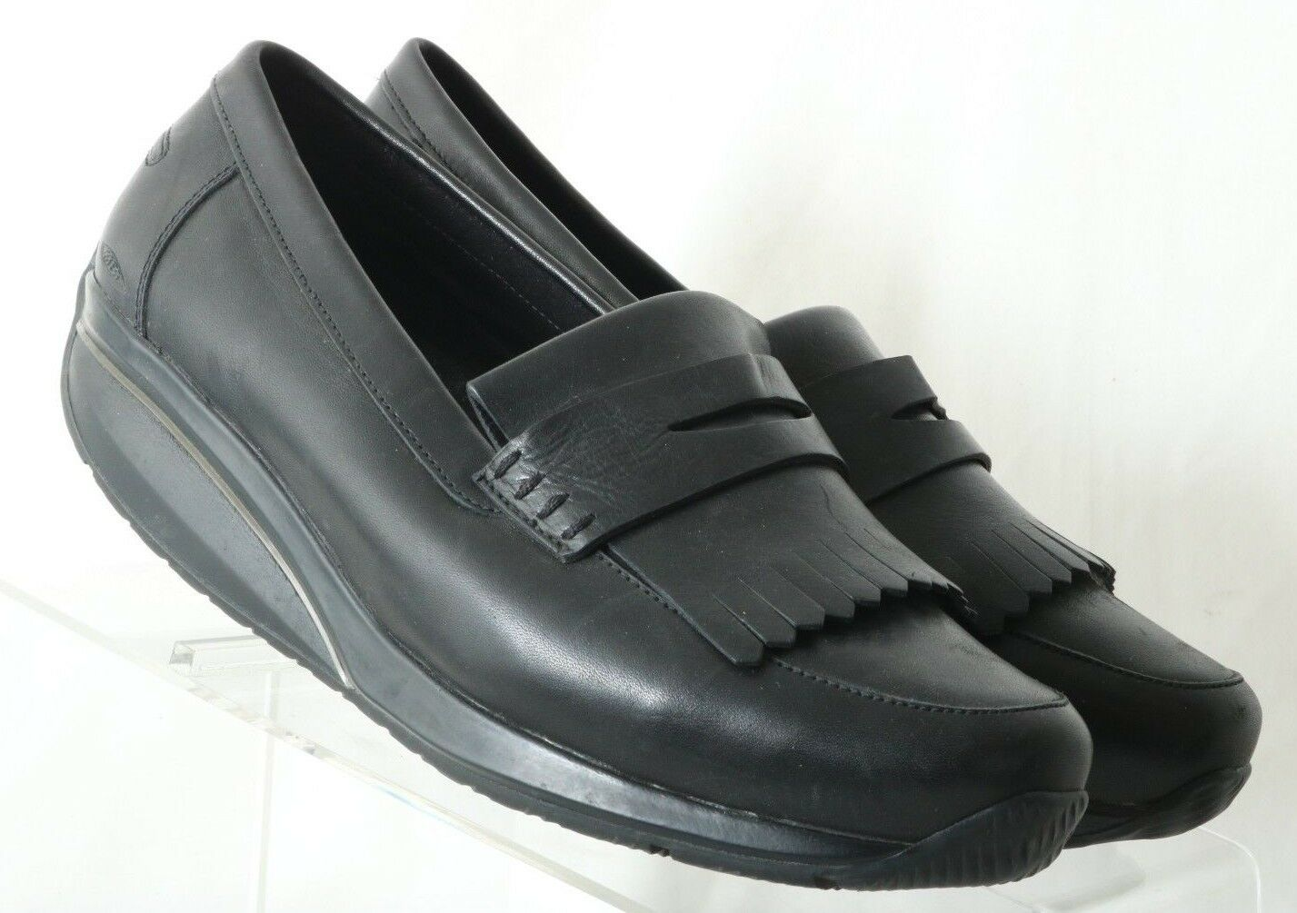 MBT Pendo nero Rocker Toning Walking Walking Walking scarpe 700222-03N Donna  US 9 - 9.5 2fd256