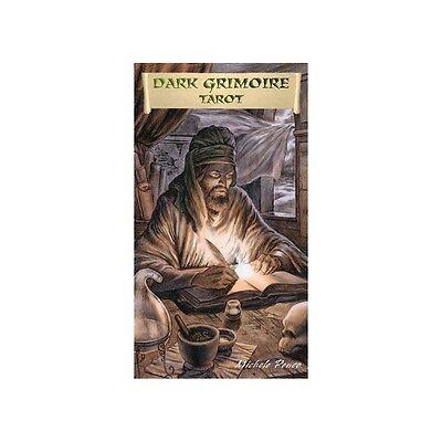 NEW Dark Grimoire Tarot Deck Cards Lo Scarabeo