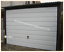 Blechgarage-3x6-RAL9010-KFZ-Lager-Garage-Lager-Schuppe-Horizontalpanel-1S