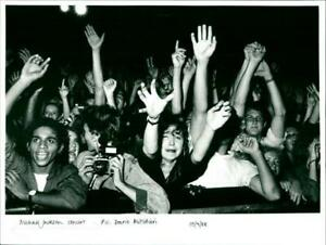 Michael-Jackson-Concert-Vintage-Photograph
