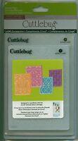 Cuttlebug Embossing Folder Set Damask Decor (4pcs)
