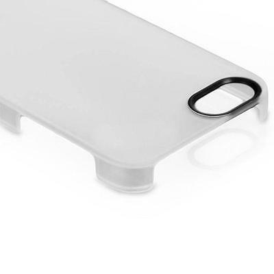 Belkin Translucent Thin Hard Shell Slim Case Cover for iPhone 5 5S SE Retail