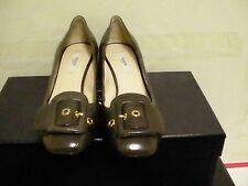 Women's prada shoes heels calzature donna antic soft size 35.5 euro