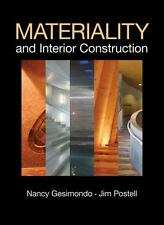 NEW - Materiality and Interior Construction