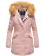 Marikoo-Karmaa-Damen-WinterJacke-Steppjacke-winter-Parka-Mantel-warm-gefuttert miniatuur 12