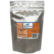 1 Lb Red Iron Oxide Fe2o3 Natural Source