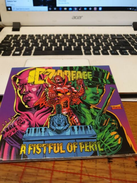 Czarface : A Fistful of Peril CD like new condition