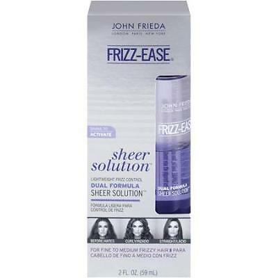 John Frieda Frizz-Ease Sheer Solutions Control, 2 Ounce