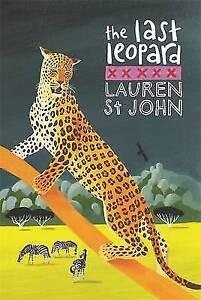 The-Last-Leopard-White-Giraffe-by-St-John-Lauren-Good-Used-Book-Hardcover