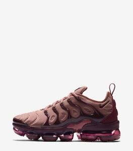 new styles f4527 1a04a Details about Nike Air VaporMax Plus Bordeaux Smokey Mauve AO4550-200 Size  3.5-9.5