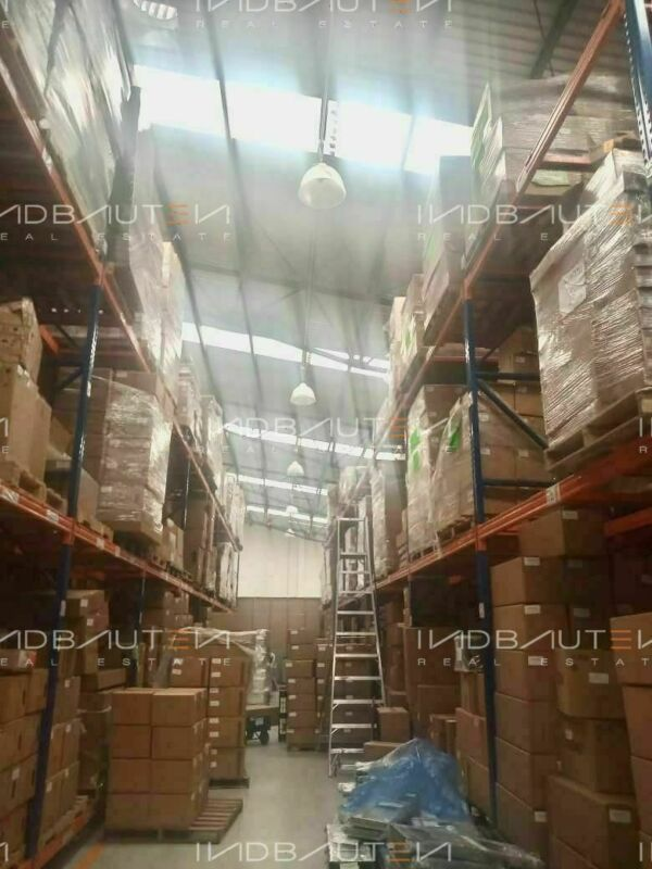 Bodega Industrial  en Renta | Azcapotzalco | 7,060 m2