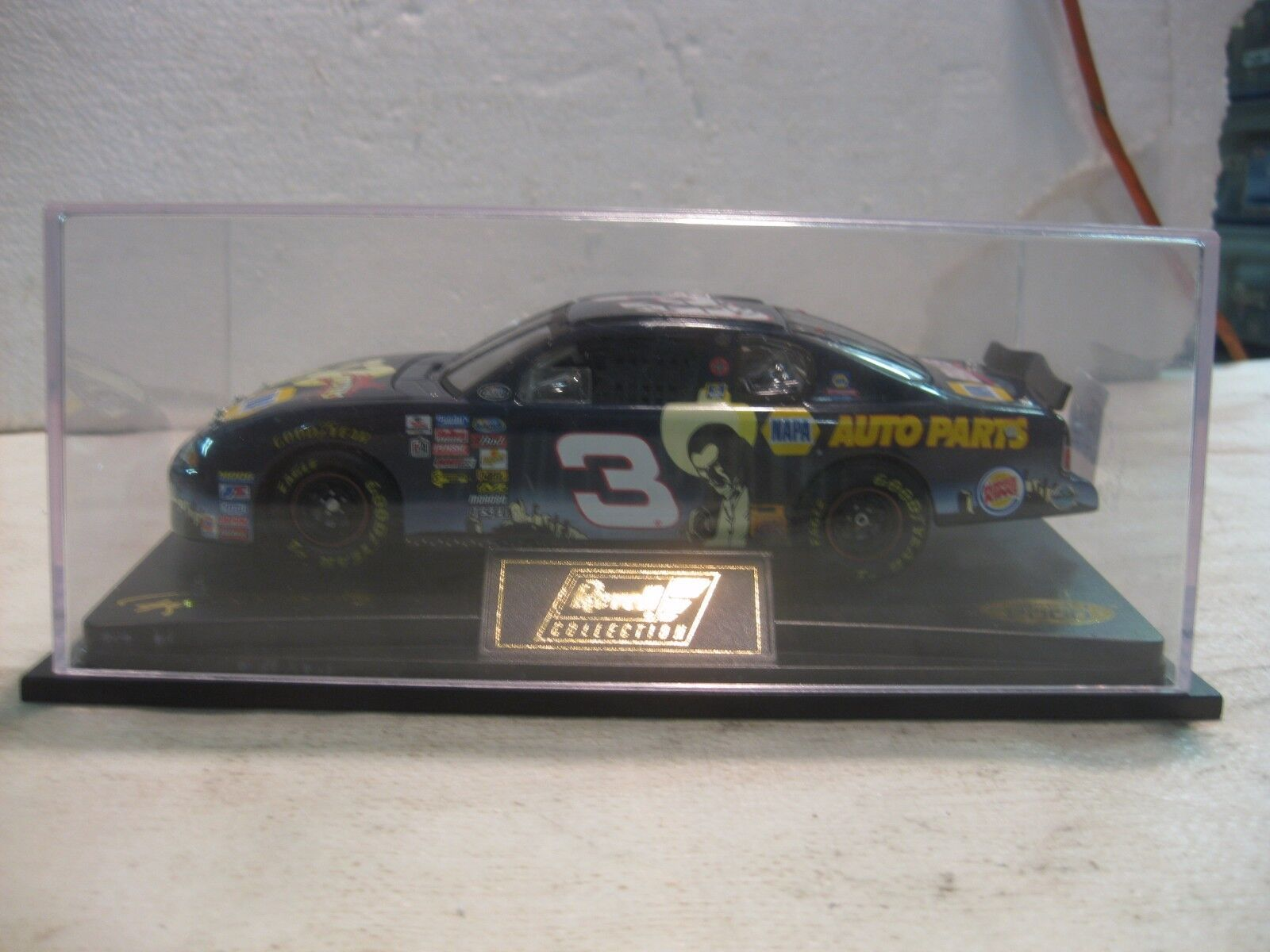 Nascar Ron Hornaday Signed Napa Monte Carlo 1 24 Scale Diecast Revell 2000