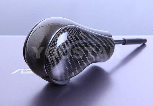 Luxury GENUINE CARBON GRAPHITE Grey AT Shifter BMW E46 E36 E60 E39 X5 X3 Z3