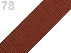 2 METER Gurtbänder Gurtband Bänder 30 mm  rosa-glitzer NEU Grundpreis: 1,00€//m