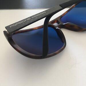 0e7d8da66a Porsche Design Eyewear P8000 P8557 Women s Tortoise Gray Mirrored ...
