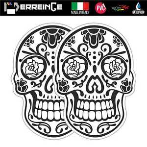 Sticker Santa Muerte Adesivo Murale Decal Laptop Auto Moto Casco