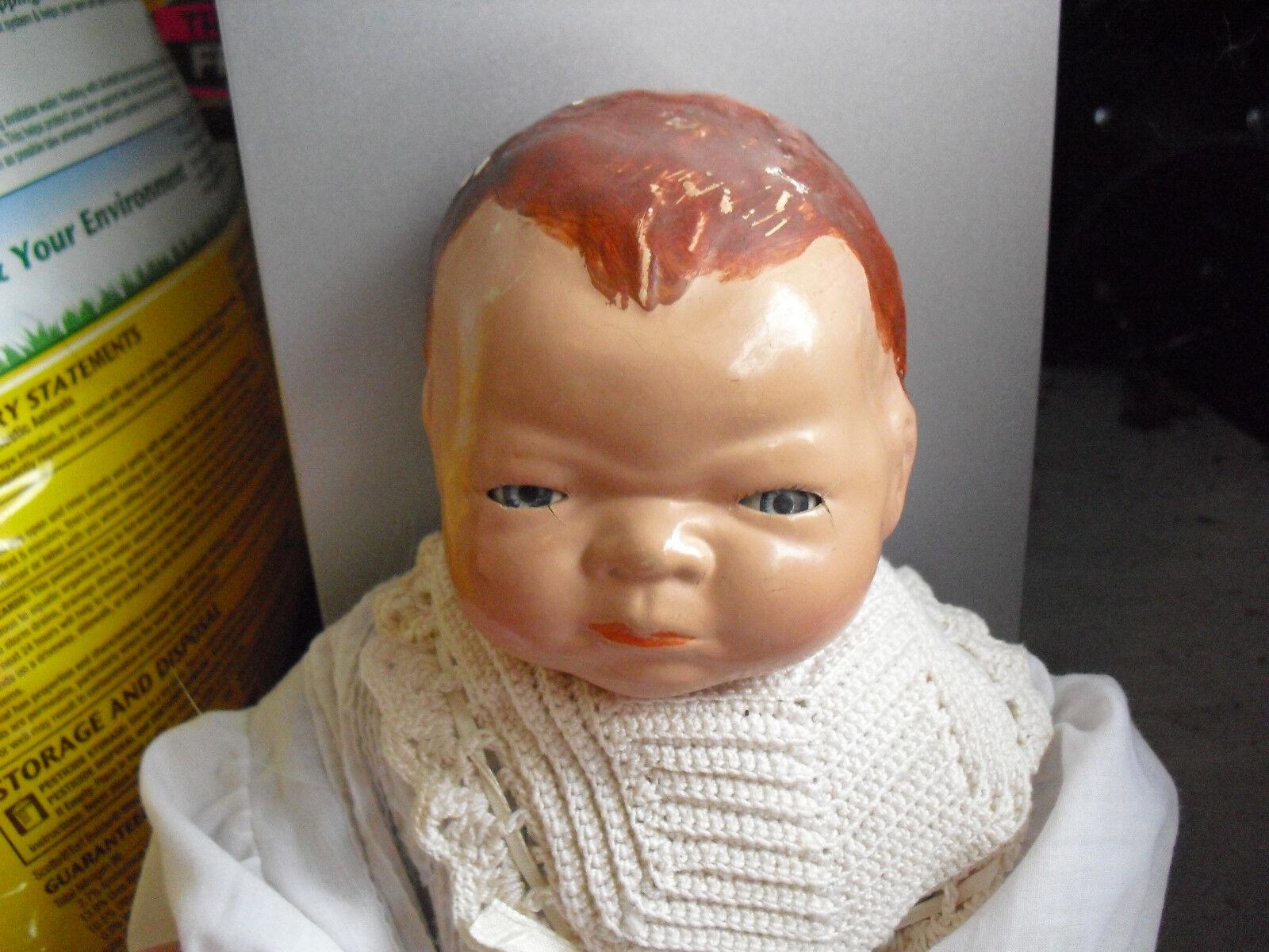 risparmiare sulla liquidazione Vintage 1930s 1930s 1930s Grace Storey Putnam Composition Cloth bambino Girl bambola 15  Ttutti  grande sconto