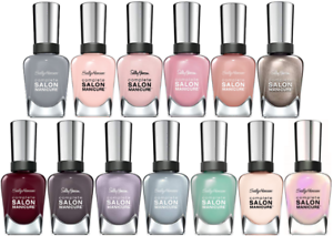 Sally-Hansen-Complete-Salon-Manicure-Nail-Color-Polish-You-Choose-Color-NEW