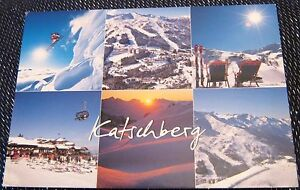 Austria Katschberg multiview  posted 2012 - Newent, United Kingdom - If you are not satisfied with your item, within 7 days of receipt I will refund the purchase price, and postage of the item to you, upon receipt of the item. Most purchases from business sellers are protected by the Consumer Contr - Newent, United Kingdom
