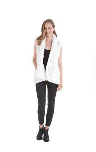 LT96-33 Love Token Ali Faux Fur Vest