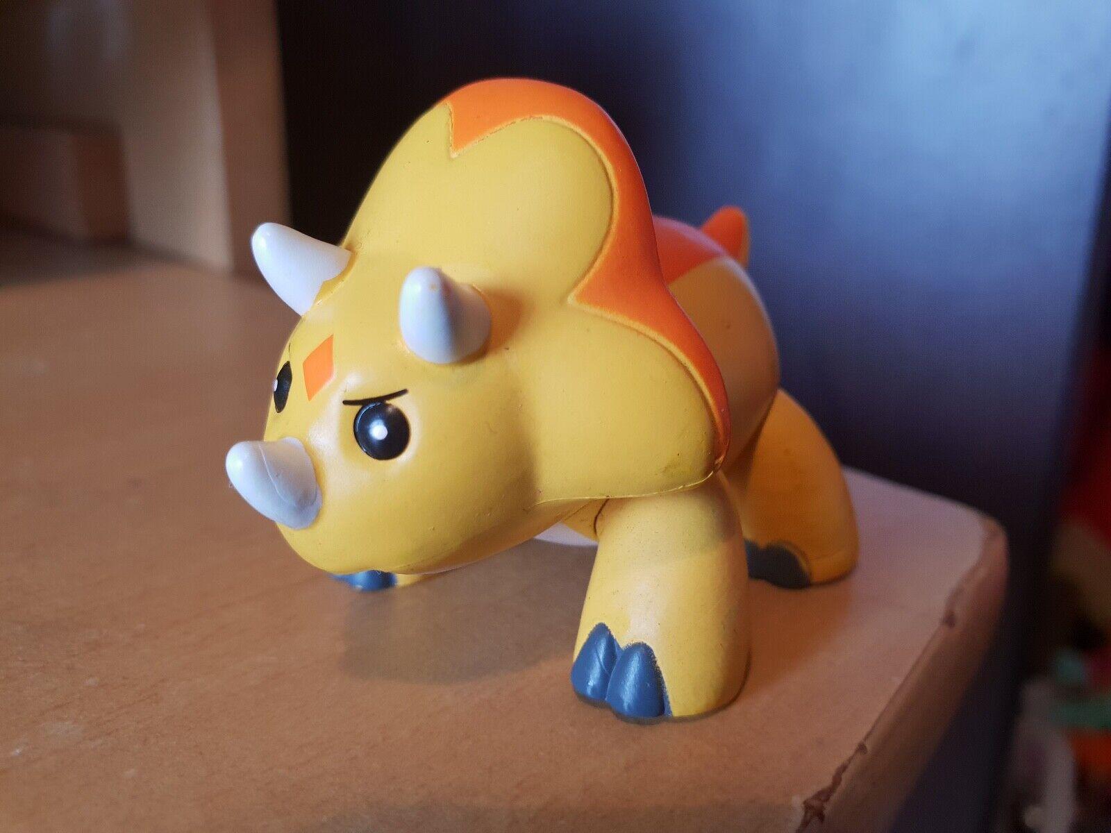 CERBERO Dinosaur re cifra Sega Sunrise Playmates giocattoli 2 pollici