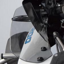 BMW R1200GS LC Adventure, Vergrößerter Windabweiser,wind deflector, RAUCHGRAU