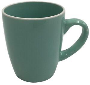 Set-of-6-Aqua-Green-Ceramic-Extra-Large-Mugs-Coffee-Tea-Mugs-380ml-Soup-Mug