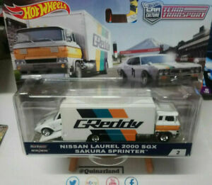 Hot-Wheels-Team-Transport-Nissan-Laurel-2000-SGX-Sakura-Sprinter-2