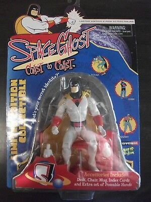 Bello Space Ghost Limited Edition - Art Asylum Action Fgure