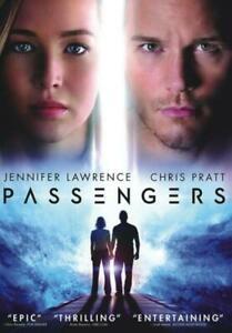 Passengers DVD 2016