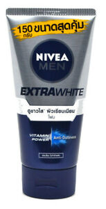 150g-Nivea-Men-Extra-White-Foam-Cleansing-Facial-Whitening-Effect-10X-Face-Wash